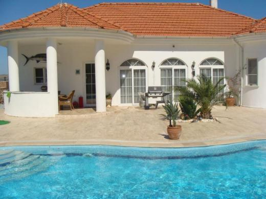 Türkei Immobilie Villa im grünen mit Pool Haus kaufen