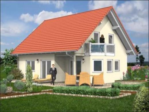 tolles haus mit satteldach erker und balkon haus kaufen. Black Bedroom Furniture Sets. Home Design Ideas