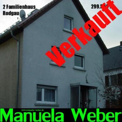 verkauft manuela weber 2 fh rodgau zu verkaufen euro haus kaufen rodgau. Black Bedroom Furniture Sets. Home Design Ideas
