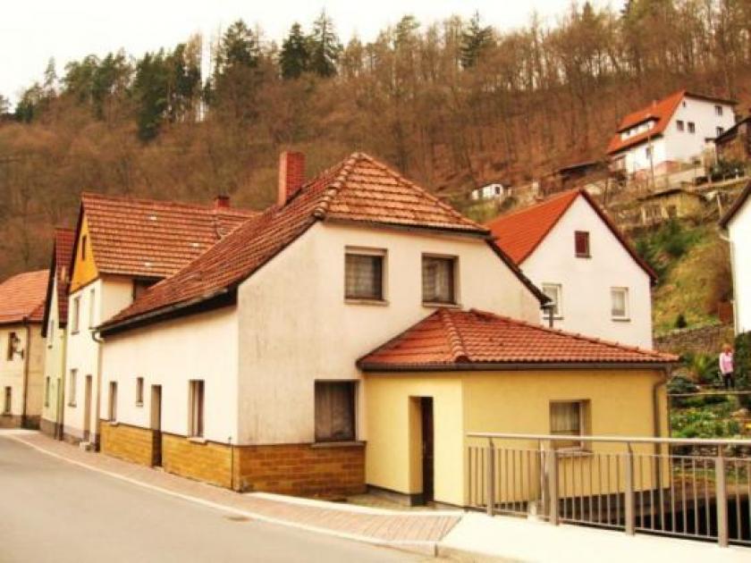 Einfamilienwohnhaus Mit Anbau In 07924 Ziegenruck Update