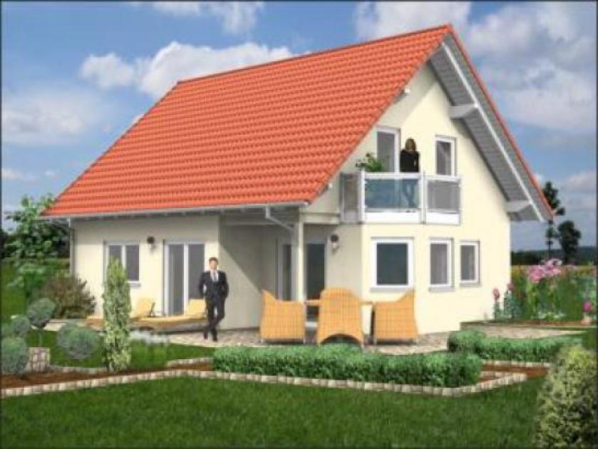 Expose Tolles Haus Mit Satteldach Erker Und Balkon