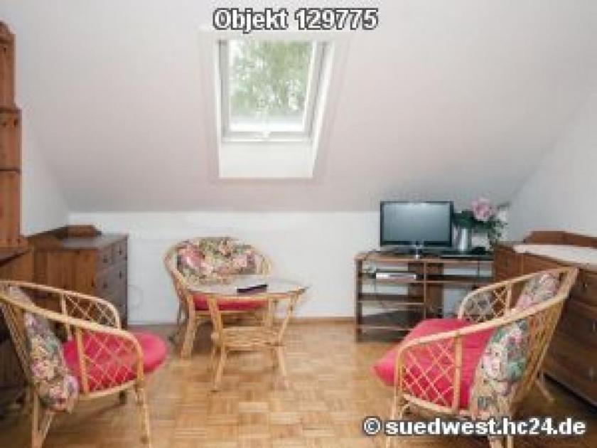 Neu Rastatt Möblierte Zweizimmer Dachgeschosswohnung